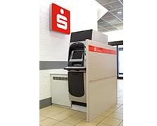 Sparkasse Geldautomat Ebingen Kaufland-Center