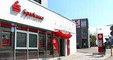 Sparkasse Geldautomat Landshuter Straße