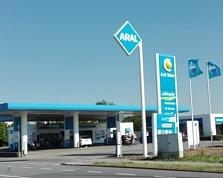 Sparkasse SB-Center ARAL-Tankstelle