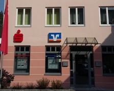 Sparkasse Geldautomat Hohenfels