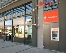 Sparkasse Geldautomat Einkaufszentrum Taunus Carré