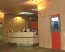 Sparkasse Geldautomat Krankenhaus Martha-Maria