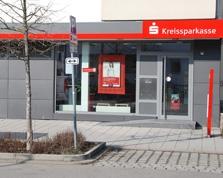 Sparkasse Geldautomat Gerlingen (Siedlung)