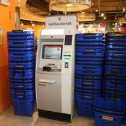 Sparkasse Geldautomat B9 / E-Center Kreuzberg