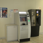 Sparkasse Geldautomat Metternich / BWZK