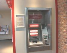 Sparkasse Geldautomat Schulstraße