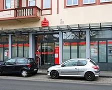 Sparkasse Geldautomat Lützel