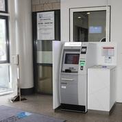 Sparkasse Geldautomat Metternich / Universität