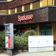 Sparkasse Geldautomat Moselweiß / Verwaltungszentrum
