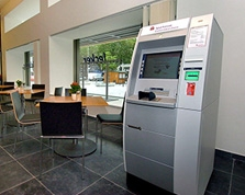 Sparkasse Geldautomat Rathaus Gelsenkirchen