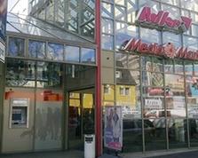 Sparkasse Geldautomat Schlick-Center