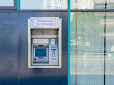 Sparkasse Geldautomat Dresden Gorbitzcenter