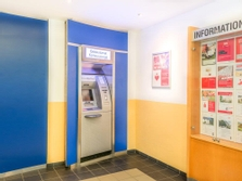 Sparkasse Geldautomat Dresden Technische Universität