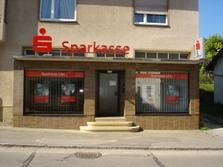 Sparkasse Geldautomat Albeck