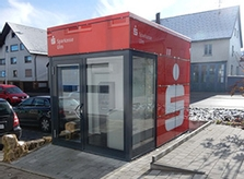 Sparkasse Geldautomat Feldstetten
