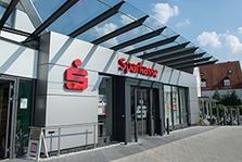 Sparkasse Geldautomat Unterkirchberg