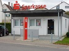 Sparkasse Geldautomat Unterweiler