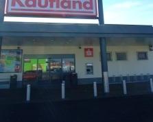 Sparkasse Geldautomat Meiningen - Kaufland