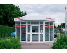 Sparkasse Geldautomat Lauingen, Theodor-Heuss-Str.