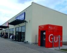 Sparkasse Geldautomat Schmalkalden - Aue Center