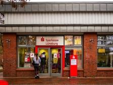 Sparkasse Geldautomat Campus