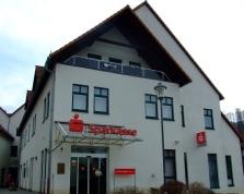Sparkasse Geldautomat Steinbach-Hallenberg
