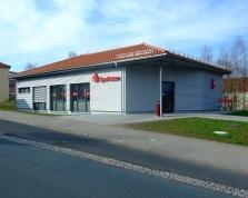 Sparkasse Geldautomat Suhl - Martin-Andersen-Nexö-Straße