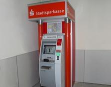 Sparkasse Geldautomat Kaufland Sudenburg