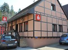 Sparkasse Geldautomat Großglattbach