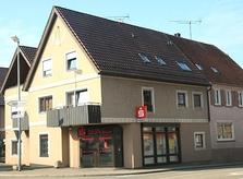 Sparkasse Geldautomat Lienzingen
