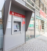 Sparkasse Geldautomat Riesa/Elbgalerie