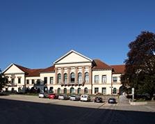 Sparkasse SB-Center Hechingen Schloßplatz