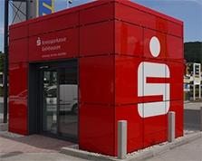 Sparkasse Geldautomat Meerholz