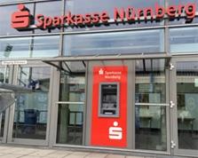Sparkasse Geldautomat Arena Nürnberger Versicherung