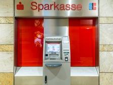 Sparkasse Geldautomat Dresden Altmarkt-Galerie