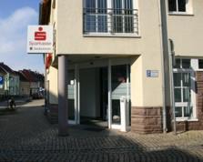 Sparkasse Geldautomat Heringen