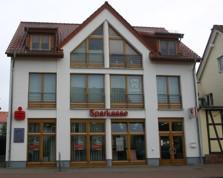 Sparkasse Geldautomat Harztor OT Niedersachswerfen