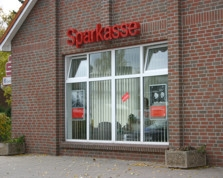 Sparkasse Geldautomat Wipperdorf