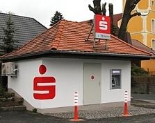 Sparkasse Geldautomat Hochkirch
