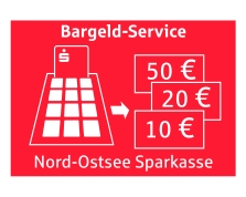 Sparkasse Shop Friedrichstadt REWE-Markt