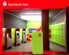 Sparkasse Geldautomat Palais Vest