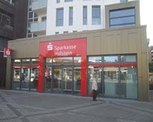 Sparkasse Filiale Hamburg Rahlstedt