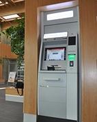 Sparkasse Geldautomat Darmstadt, Hochschule Darmstadt