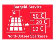 Sparkasse Shop Wyk auf Föhr EDEKA am Südstrand