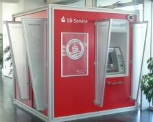 Sparkasse Geldautomat Flensburg-Campus