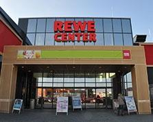 Sparkasse Geldautomat Darmstadt, REWE-Center
