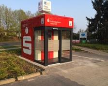 Sparkasse Geldautomat Walsrode CashPoint REWE-Markt