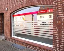 Sparkasse Geldautomat Dasbecker Weg