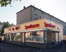 Sparkasse Geldautomat Käfertal-Süd