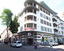 Sparkasse Geldautomat Jungbusch